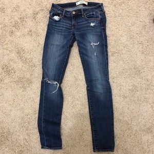 Abercrombie & Fitch Jeans - Abercrombie Skinny Jeans